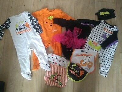 Halloween Clothing 3-6 Months