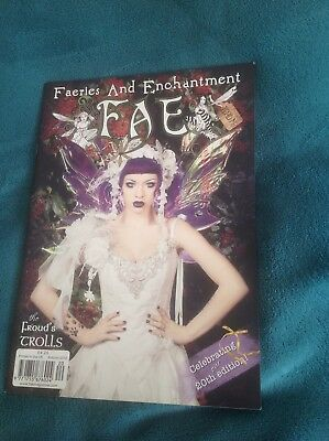Fae Faeries And Enchantment Magazine Issue 20