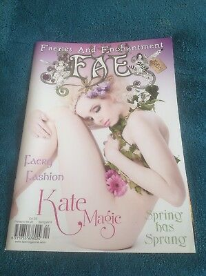 Fae Faeries And Enchantment Magazine Issue 22