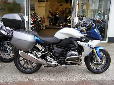 2015 Bmw R1200 Rs Sport Se Abs With Full Luggage