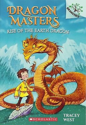 Dragon Masters: Rise of the Earth Dragon 1 by Tracey West (2014, Paperback)