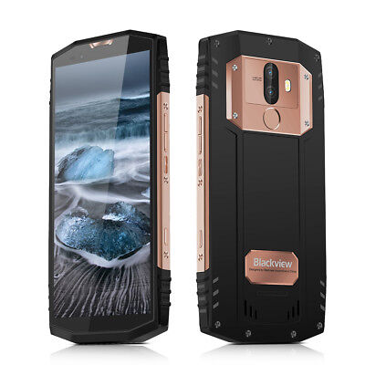 "IP68 Blackview BV9000 PRO 5,7"" Android Octa Core 6Go 128Go Helio P25 Smartphone"