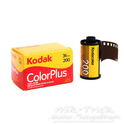 Kodak ColorPlus 200 ~ 35mm 36 Exposure Beats Vista Any Day!