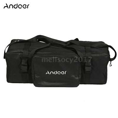 Photo Studio Padded Carrying Bag Accessories Case Umbrella Light Tripod Lighting