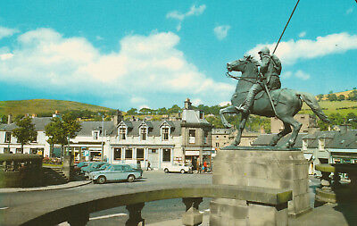 The Border Riever Galashiels Picture Scotland Printed Unposted Postcard