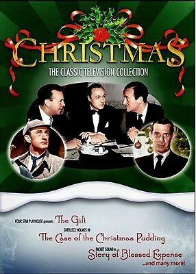 Used Dvd- The Gift + Case Of The Christmas Pudding + Blessed Expense + 4More