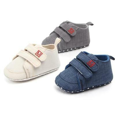 Baby Sneaker Shoes Boys Newborn Shoes Infant Soft Bottom Anti-slip First  Walkers 94e2d509c986