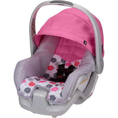 Evenflo Nurture Infant Car Seat Pink Bloom 5 to 22 lb Baby NEW Free Ship