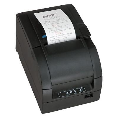 SNBC BTP-M300D Serial & USB Impact POS Bar & Kitchen Receipt Printer Manual Cut