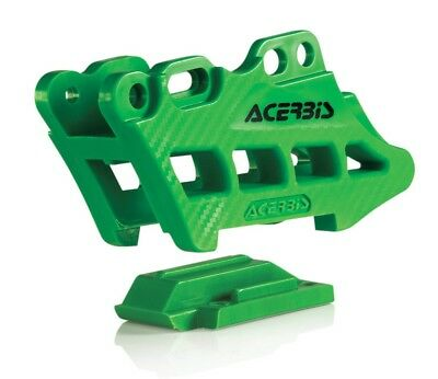 Acerbis Chain Guide Block 2.0 - Green 2410970006