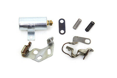 Replica Ignition Points and Condenser Kit,for Harley Davidson motorcycles,by ...