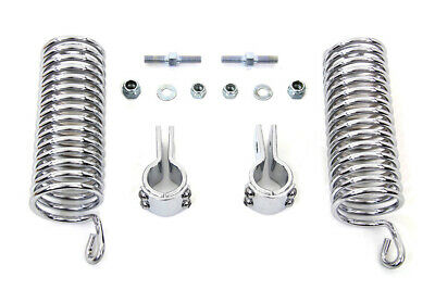 Auxiliary Seat Spring Clip Kit fits Harley Davidson,V-Twin 31-3990