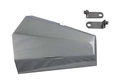 Engine Air Scoop Kit Chrome,for Harley Davidson motorcycles,by V-Twin