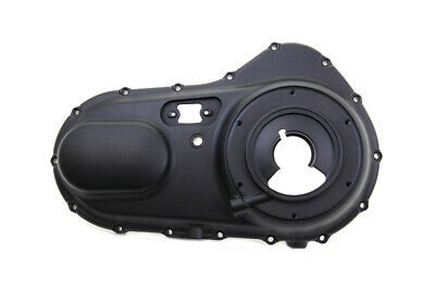 Outer Primary Cover Black V-Twin 43-0370