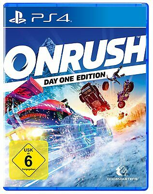 Onrush Day One Edition PS4 Spiel *NEU OVP* Playstation 4