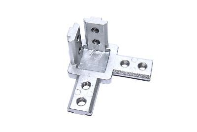 3030 3-Way Internal Corner Bracket Aluminium Profile Tnut CNC 3D Flux Workshop