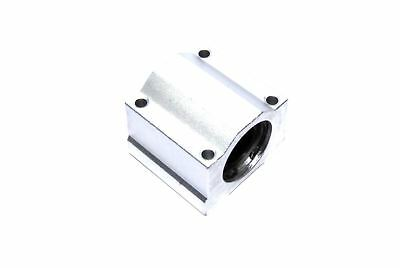 SCS20UU SC20UU Linear Ball Bearing 20mm CNC Printer RepRap Machine Flux Workshop