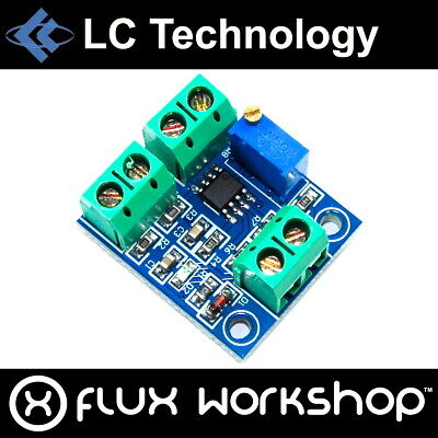 LC Technology LM358 Current to Voltage Convertor 5V 20mA Flux Workshop