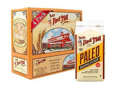 Bob's Red Mill Paleo Baking Flour, 16 Ounce (Pack of 4)