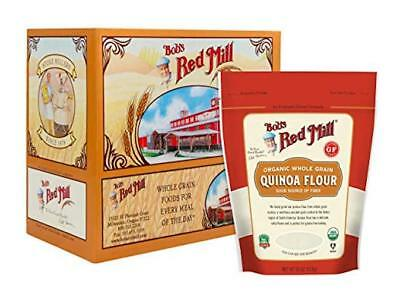 Bob's Red Mill Organic Quinoa Flour, 18 Ounce (Pack of 4)