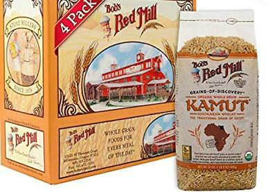 Bob's Red Mill Organic Kamut Grain, 24 Ounce (Pack of 4)