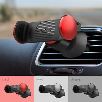 Rock 360° Car Air Vent Mount Cradle Holder Stand for Mobile Smart Cell Phone GPS