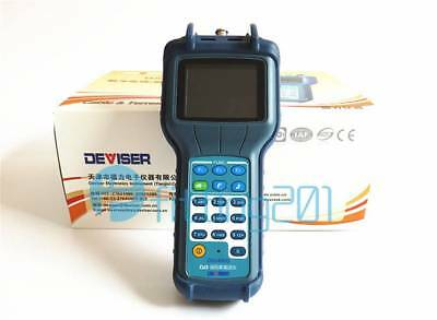 New Color screen CATV QAM Signal Analysis Meter Deviser DS2400Q