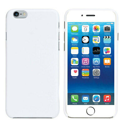 Gecko Ultra Slim Case Cover Protector For Apple iPhone 6 Scratch Resistant White
