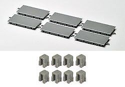 Tomytec S-001 The Moving BUS System Straight Road S70-RO Set of 6