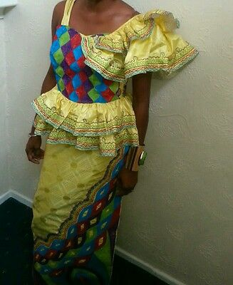 Women/Ledies two piece African outfit