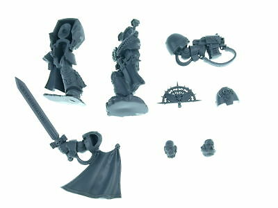 Space Marines - Captain in Terminator Armour *Komplettes Modell* - *BITS*