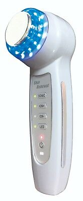 1mhz Beauty Ultrasound Unit with Blue Light and Ion Therapy