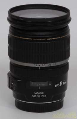 CANON EF-S17-55mm F2.8 IS USM from japan (1237