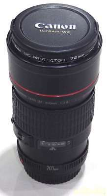 CANON EF 200MM 2.8L from japan