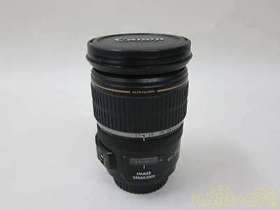CANON Canon for standard zoom lens EF-S 17-55mm F2.8 IS USM from japan