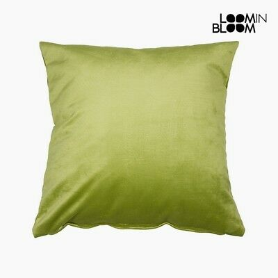 Cuscino Poliestere Pistacchio (45 x 45 x 10 cm) by Loom In Bloom I0010_S0107209