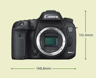 Canon EOS body 7D Mark II from japan (5226