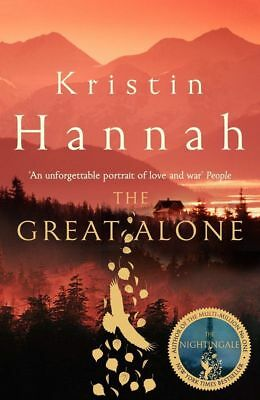 The Great Alone by Kristin Hannah (Eb00k, 2018)