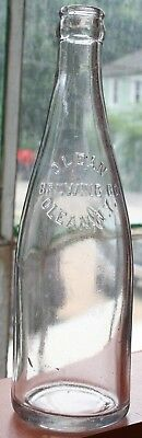 OLEAN Brewing Co. Olean, NY Beer Bottle Crown Top 9.25""