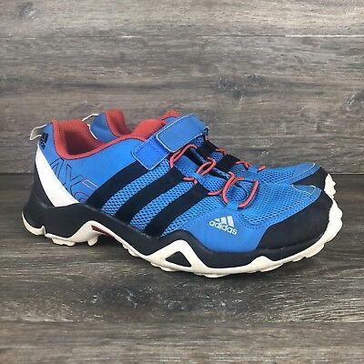 Adidas Outdoor Kids  Terrex AX 2R Climaproof Lace-up Shoe - Size 6.5 Worn ee40f93989a