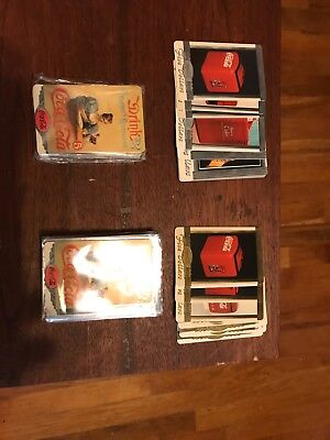 Complete rare proof and Coca-Cola sets phone cards. 4 series in one rare ed