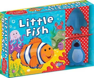 Little FIsh Baby Bath set NEW!!!