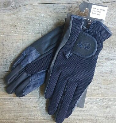 BNWT Mark Todd Super horse riding gloves + FREE postage (small)