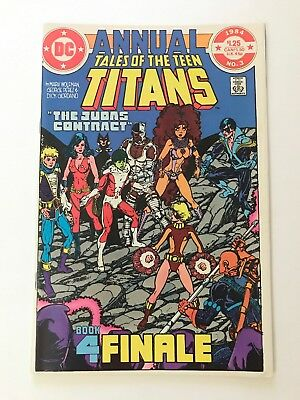 Tales of the Teen Titans Annual #3 (1984, DC)