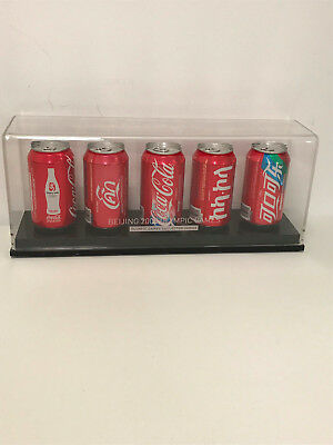 Coca Cola Beijing 2008 Olympic Games Collector Series Coke Can