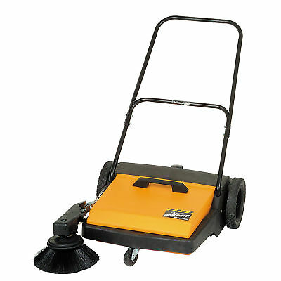 "Shop-Vac® 27""W Industrial Push Sweeper, Lot of 1"