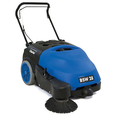 Clarke® BSW 28 Sweeper, Lot of 1