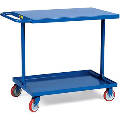 "LITTLE GIANT Easy-Access Carts - 32""Wx18""D Shelf, Lot of 1"