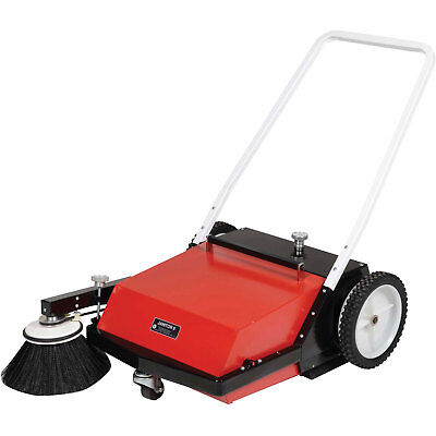 "27""W Manual Brush Sweeper, Lot of 1"