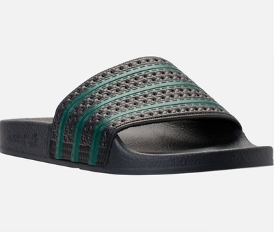 5678ded7664e22 New WOMENS Adidas ADILETTE slide sandals BC0634 women s day green made in  Italy